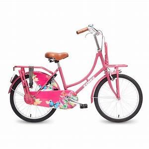 Hollandrad 20 Zoll : 20 zoll hollandrad zonix rosa blumen mit frontr ger ~ Jslefanu.com Haus und Dekorationen