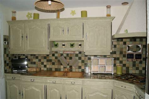meuble de cuisine bois peinture pour meuble cuisine bois