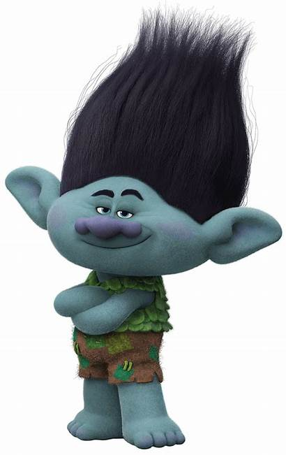 Trolls Tour Transparent Branch Clipart Yopriceville