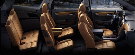 Suvs With Captain Chairs by Suvs With Captain S Chairs Plus Third Row Seats Shopper S