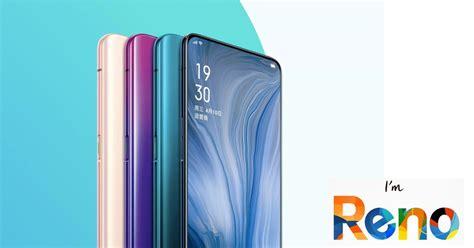 Oppo เตรียมเปิดขาย Reno 10x Zoom ในประเทศจีน 10 พฤษภาคมนี้