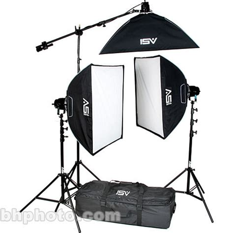 professional photography lighting smith victor k71 3 light 2600 watt professional studio 401412 1671