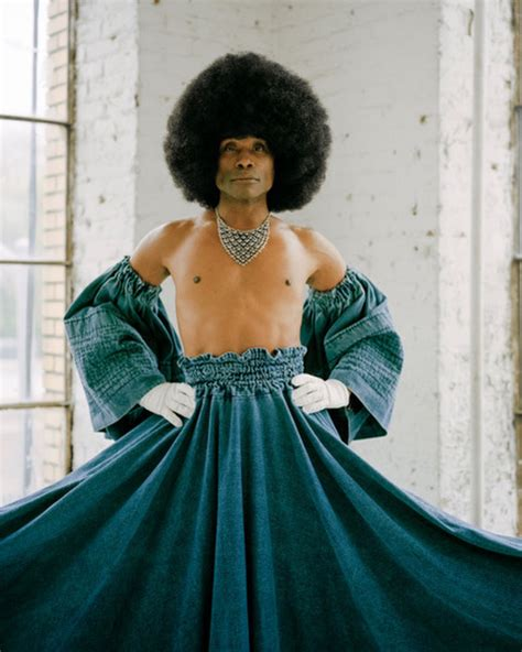 Billy Porter Slays Amazing Flowing Skirt New