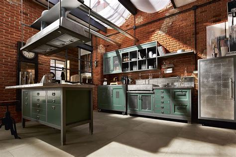 Vintage Kitchen Combines Timeless Design With Seamless