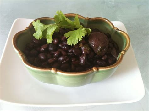 la cuisine de mes envies haricots noirs à la mexicaine frijoles de olla la