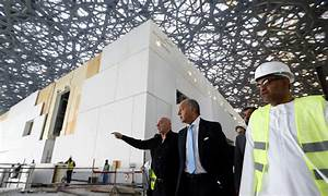 A new Louvre rises in the desert Toronto Star