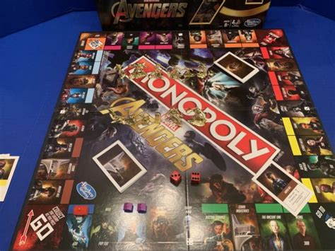 game review marvel avengers monopoly laughingplacecom