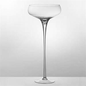 Verre Pour Table : coupe sur pied verre coupe sur pied en verre vase coupe sur pied en verre tr s bel objet ~ Teatrodelosmanantiales.com Idées de Décoration