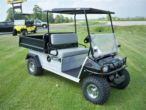 Club Car Dump Box by Used Golf Carts For Sale Reedsville Used Trucks