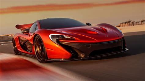 For Sale Mclaren P1 Volcano Elite Orange New And