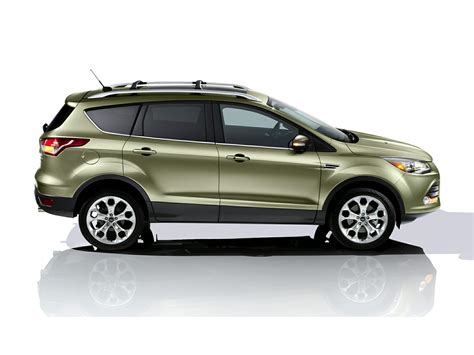 Ford Suv 2015 by 2015 Ford Escape Price Photos Reviews Features
