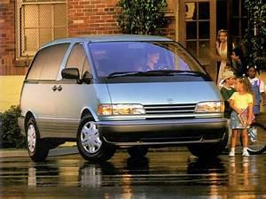 Toyota Previa Specs  U0026 Photos
