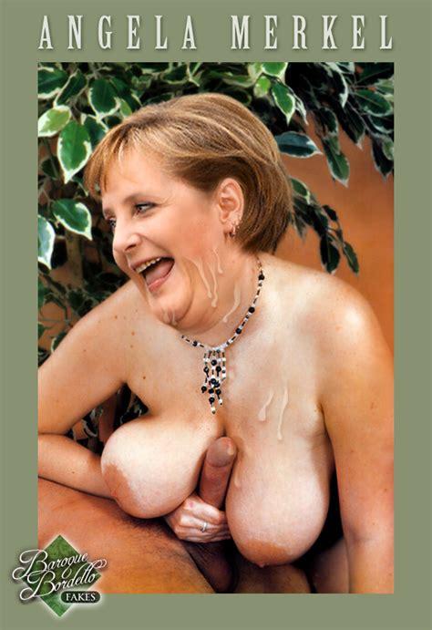 Angela merkel nackt porno