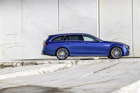 Amg's e63 s wagon is a. Preview: 2021 Mercedes-AMG E 63 | CAR