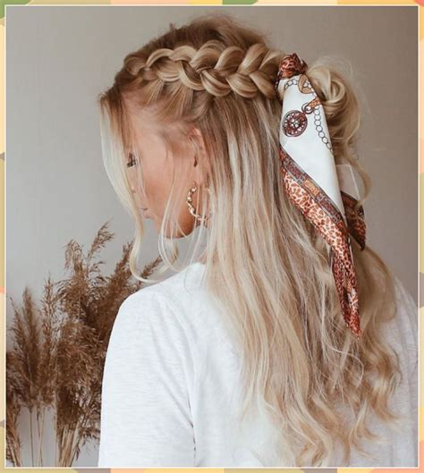 Category #beautiful #braid #combination #hair styles women