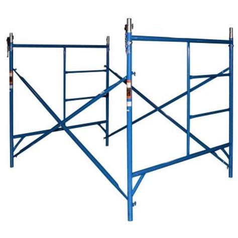 pro series scaffold frame set standard exterior
