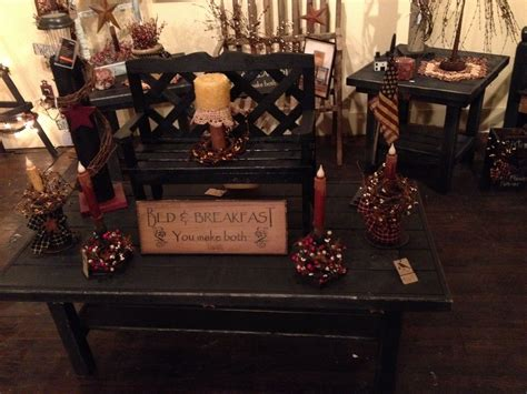 9 signs you're a dark brown coffee and end tables expert. Primitive coffee & end table set | End table sets, End tables, Home decor