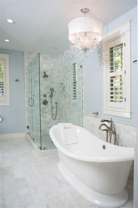 white bathroom  love   tub  shower ideas