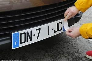 Plaque Immatriculation Voiture : plaques immatriculation non conformes les risques ~ Melissatoandfro.com Idées de Décoration