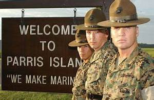Parris Island - Went to see my nephew graduate as a Marine ...