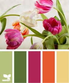 Tulip Color Palette