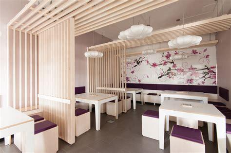 cuisine style bistro sushi restaurant interior design inspiration home