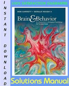 Brain  U0026 Behavior  An Introduction To Behavioral