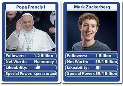 Pope Francis Zuckerberg Mark Clarin
