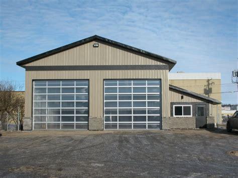 Garage Farm shops garages farm buildings hangars ipb systems