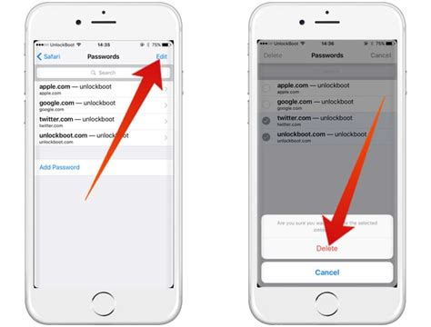 how to find passwords on iphone how to find saved passwords on iphone and