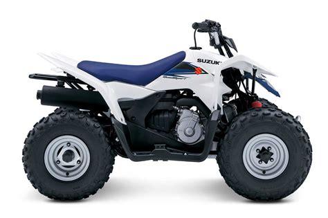Suzuki 90 Atv by Suzuki Announces Additional 2016 Atv Models Atv Illustrated