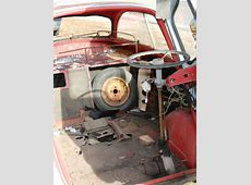 1957 BMW Isetta 300 Sliding Window for Restoration