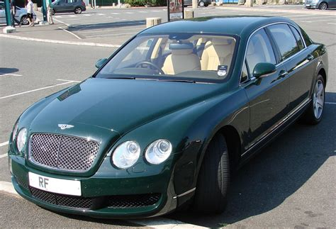 bentley continental flying spur wikipedia wolna