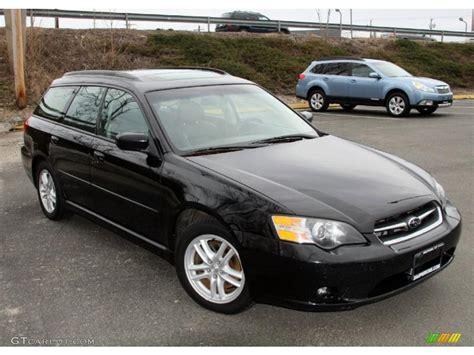 subaru legacy black obsidian black pearl 2005 subaru legacy 2 5i limited wagon