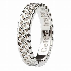 Mens celtic wedding rings ls sd13 for Gaelic wedding ring