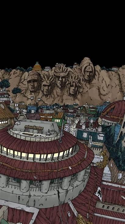 Konoha Naruto Wallpapers Desenho Sasuke Animes Bonitos