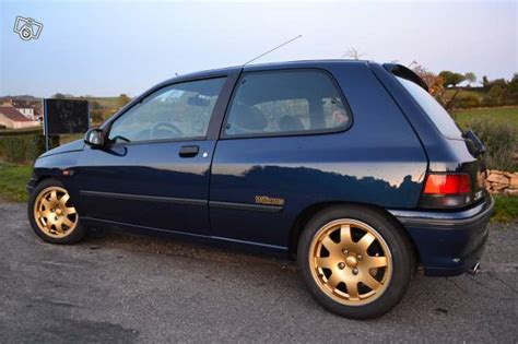 siege clio williams troc echange clio williams numérotée état collection sur