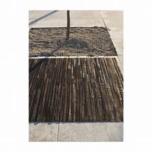 lines tapis en peaux cuir couleur bois marron With tapis peau de vache avec canape cuir marron angle