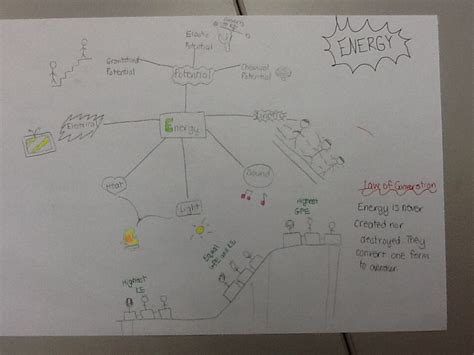 P6 PSLE Science mind maps