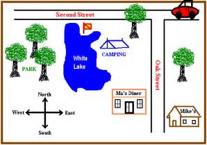 Kindergarten Map Skills Worksheets