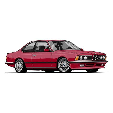 bmw   vector art  behance cars bmw  bmw cars