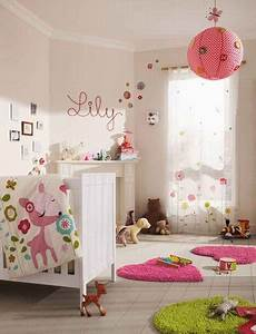 idee deco pour chambre bebe fille visuel 8 With idee deco chambre bebe fille