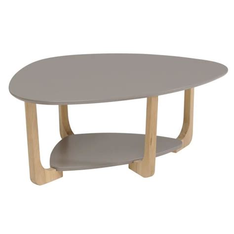 table basse ovale bois table basse ovale galet achat vente table basse table basse ovale galet cdiscount