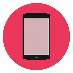 15 Contact Circle Icon Images - Circle Phone Icon Symbols ...