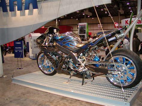 Custom Motorcycles : Custom Motorcycle