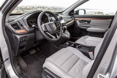 2017 Honda Cr-v Touring Awd First Test