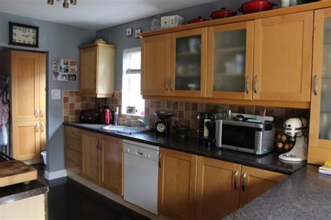 shaker beech kitchen cabinets beech shaker kitchen for in maynooth kildare from 5153