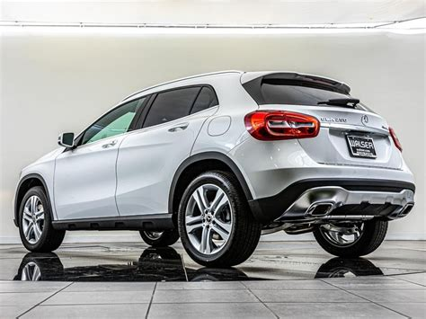 Among its many option packages, we'd choose the $1900 premium package, the $350 smartphone. New 2020 Mercedes-Benz GLA GLA 250 SUV in Wichita #57AB770N | Mercedes-Benz of Wichita
