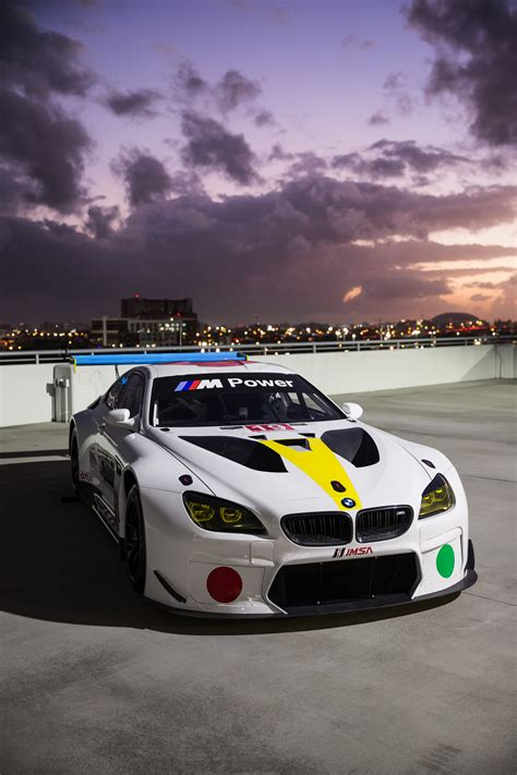 new bmw m6 gt3 car to be part of history