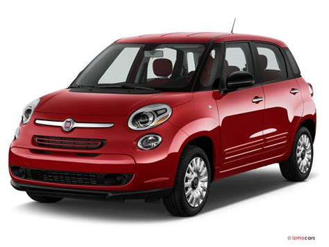 Fiat Msrp 2014 by 2014 Fiat 500l Prices Reviews And Pictures U S News